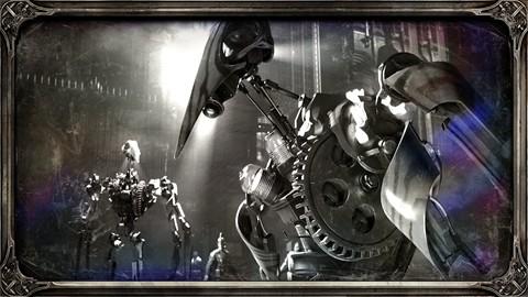 Collection mécanique