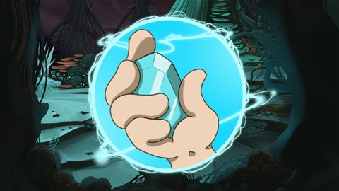 Toute cette énergie... avec un cristal?
