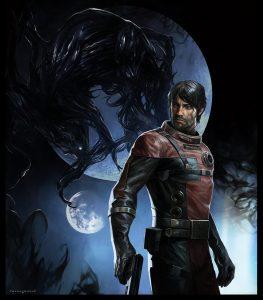 Morgan ressemble à Corvo #Dishonored2Addict