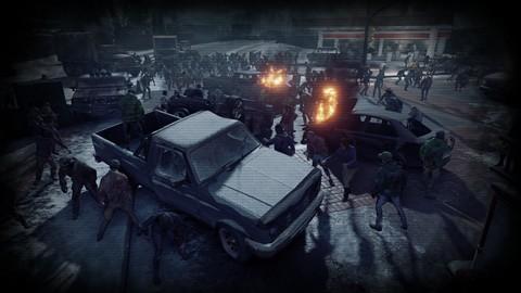 Invasion dans la rue principale