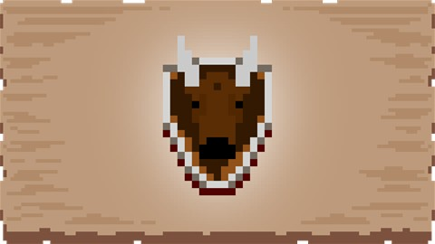 Shifty Eyed Buffalo