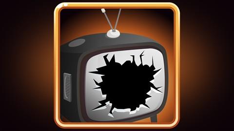 Dîner devant la TV