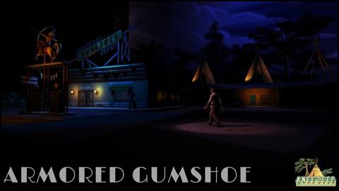 Armored Gumshoe
