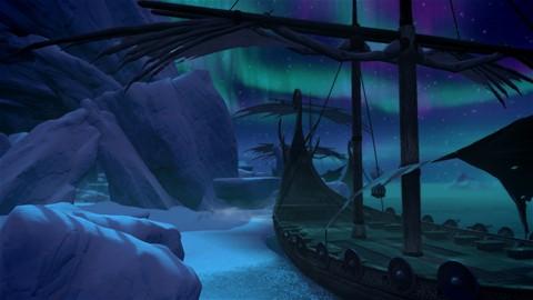 Devin de la Mer des glaces mouvantes