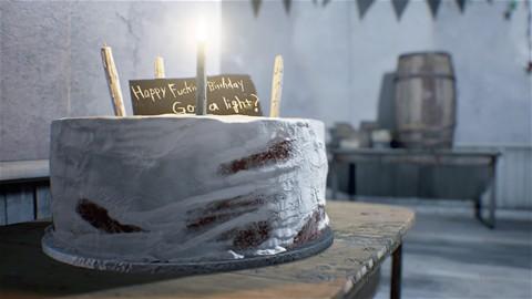 Du gâteau !