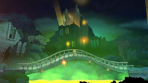 Le pont de la rivière Acide