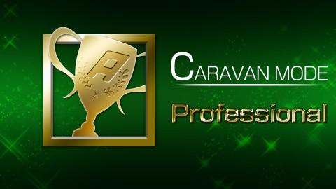 CARAVAN MODE 100,000 points