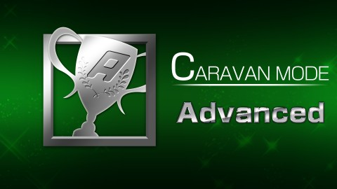 CARAVAN MODE 50,000 points