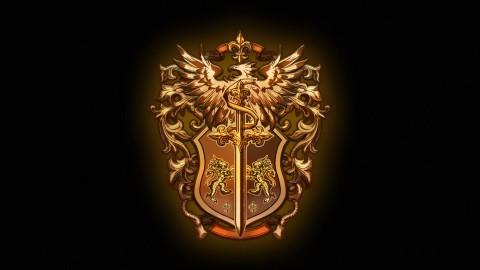 Le bouclier du roi élu