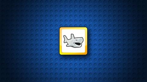 Requin de terre !