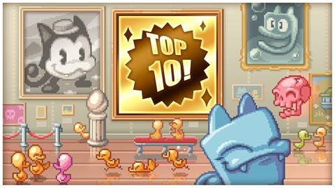 TOP 10 CREW!