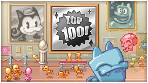 TOP 100 GANG!