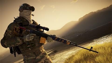 Fan des fusils de sniper