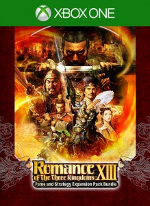 Romance of the three Kingdoms XIII: Fame and Strategy