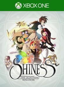Shiness: The Lightning Kingdom