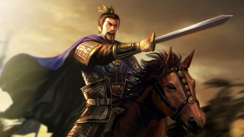 Cleared the Battle of Guandu