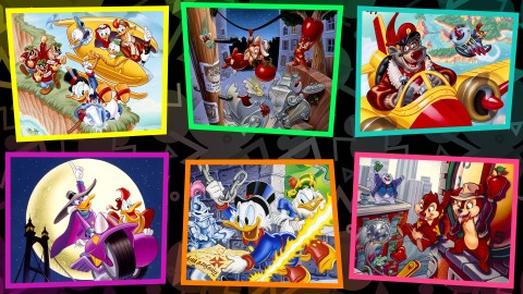 La totale The Disney Afternoon
