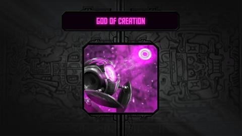 Dieu de la création