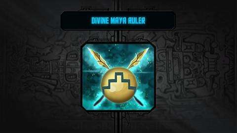 Souverain divin maya