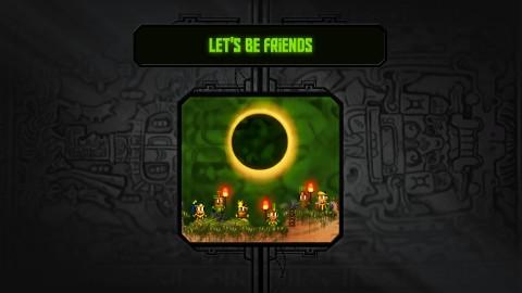 Soyons amis