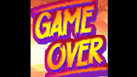 Game over, man, game over !
