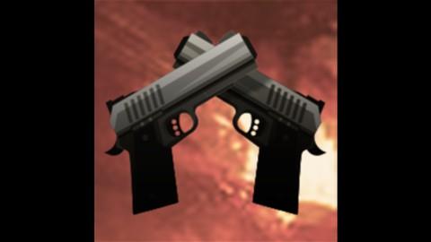 L'arme fatale.