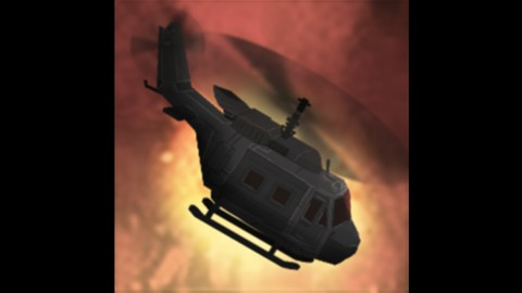 Occupez-vous d'un hélicoptère!