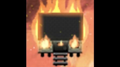 Tout feu tout flammes.