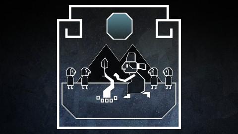 La colonie de la fondatrice