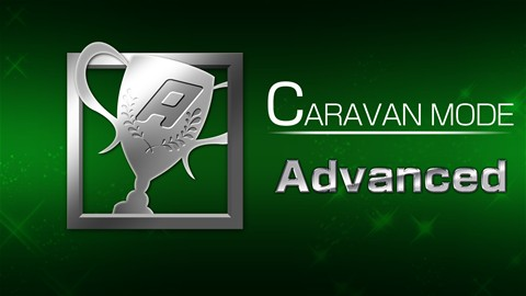 CARAVAN MODE 300,000 points