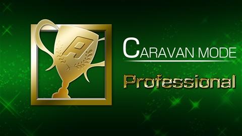 CARAVAN MODE 500,000 points
