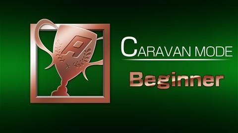 CARAVAN MODE 1 points