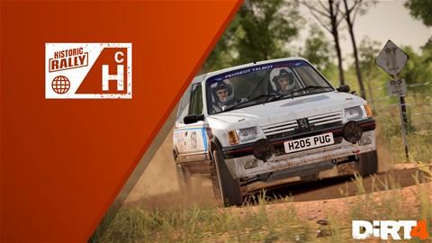 Rallye Internationale H-C