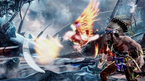 Eagle sparring-partner