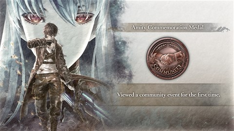 Amity Commemoration Medal