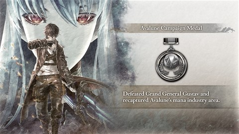 Avalune Campaign Medal