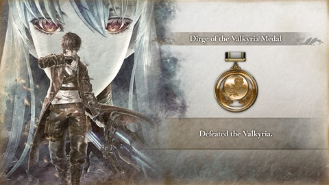 Dirge of the Valkyria Medal