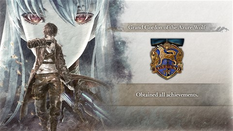 Grand Cordon of the Azure Wolf