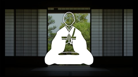 Your first sutra-chanting
