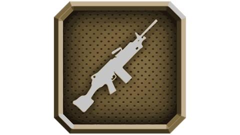 Tueur à la M249