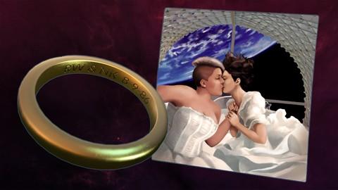 Pour l'anneau