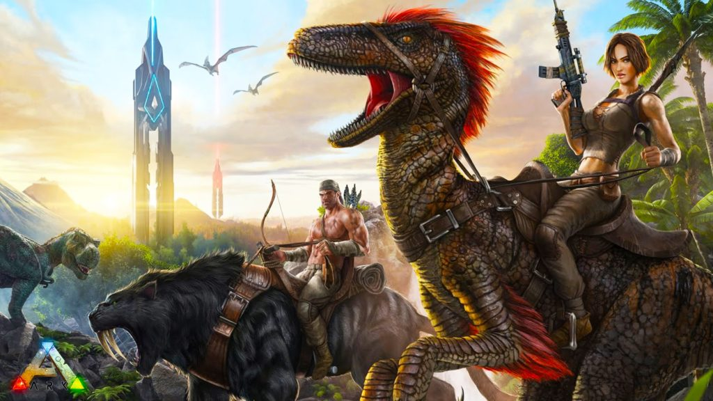 Du retard pour Ark : Survival Evolved