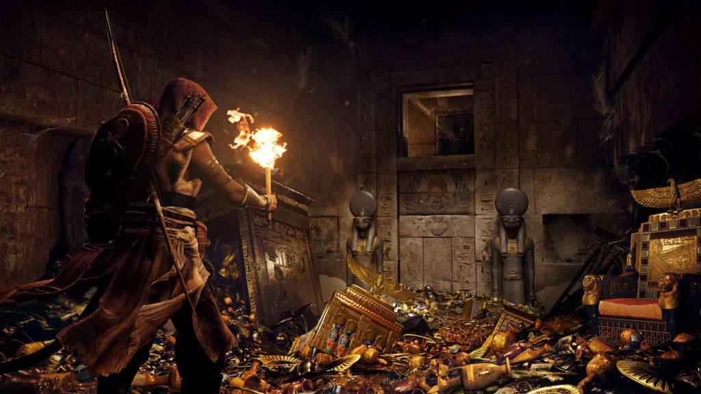 Gamescom 2017 : Un nouveau trailer pour Assassin's Creed Origins