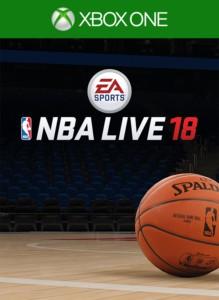 NBA LIVE18: Édition l'Élu