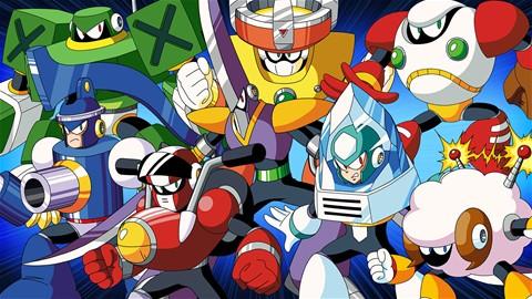 Amenez-vous ! (Mega Man 10)