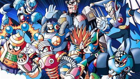 Amenez-vous ! (Mega Man 7)