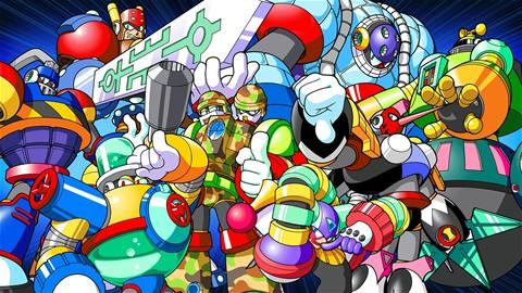 Amenez-vous ! (Mega Man 8)