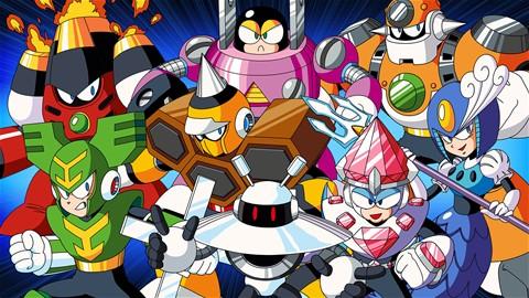 Amenez-vous ! (Mega Man 9)