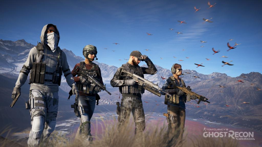 Ubisoft prend bien soin des jeux de la licence «Tom Clancy's».