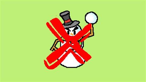 Defeat Frostyboss